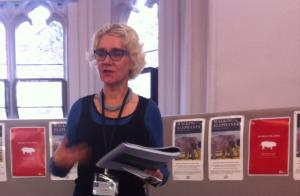 1 Yvette Launching Art of the Animal