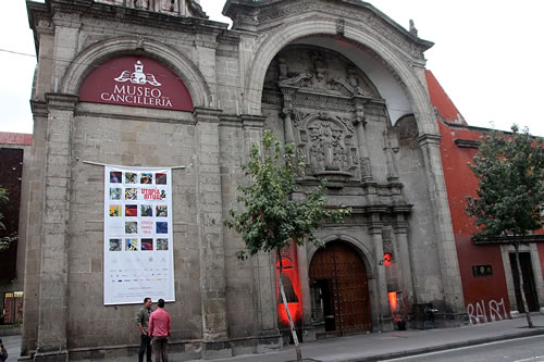 museo outside