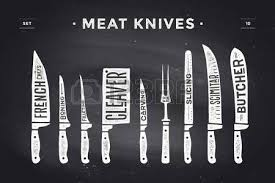 Meat Knives poster