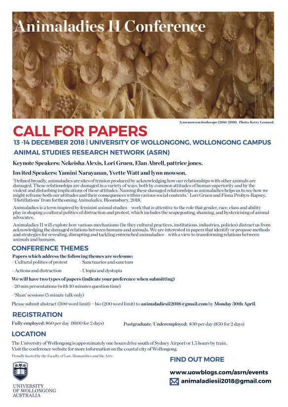 Call for papers - animaladiesII.jpg