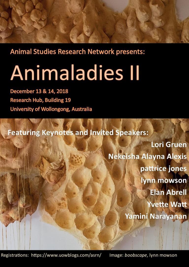 Animaladies poster